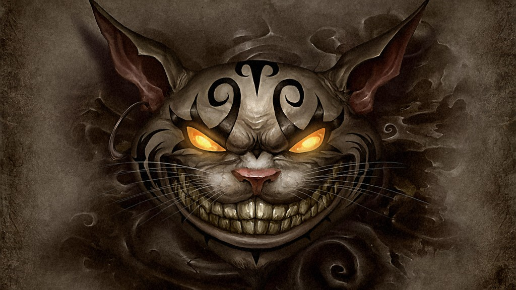 Alice in Wonderland Cat Drawings Cat Cheshire Alice Wonderland